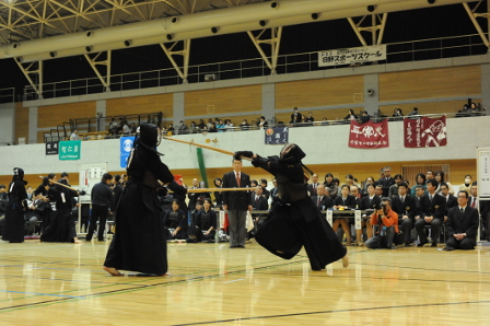 All Japan kendo dojo federation
